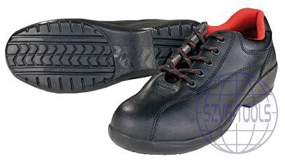 Kép BLACK KNIGHT LADY félcipő S1 35 fekete