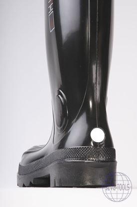 Kép Eurofort S5 fekete csizma - 37