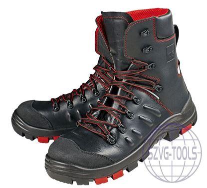 Kép BIRGHOLM mag.cipő S3 36 fekete
