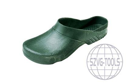 Kép BIRBA papucs olajzöld PVC 35-36