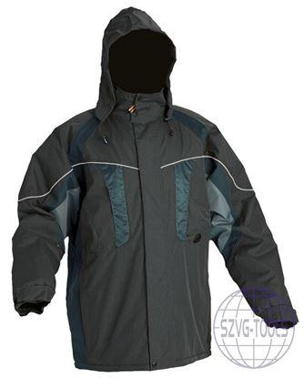 Kép NYALA kabát fekete L