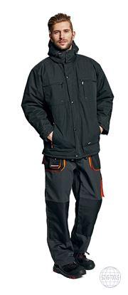 Kép EMERTON BLACK téli dzseki  L