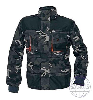 Kép EMERTON kabát camouflage 54