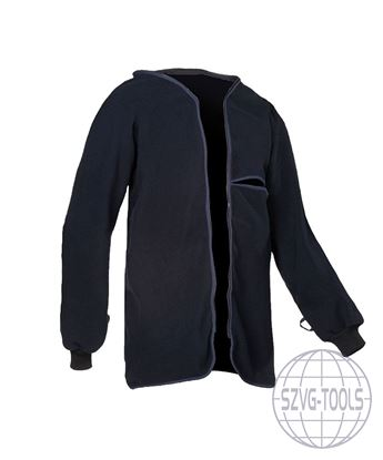 Kép WATSON polár kabát FR navy L