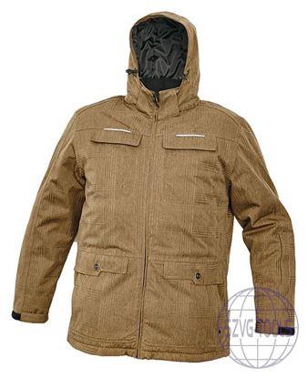 Kép OLZA téli kabát 5000/5000 bézs L