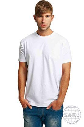 Kép GARAI trikó 190 gsm fehér L