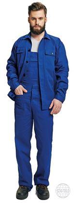 Kép BE-01-005 kertész öltöny kék 44