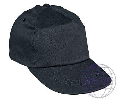 Kép LEO baseball sapka fekete