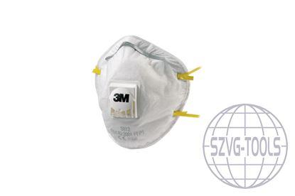 Kép 3M 8812 részecskeszűrő FFP1 szeleppel