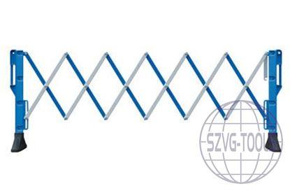 Kép JSP Expanda  út útkorlát 3m kék/fehér -