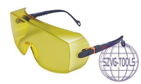 Kép  3M 2802 szemüveg sárga bizt.látómező 4ebe926c1e