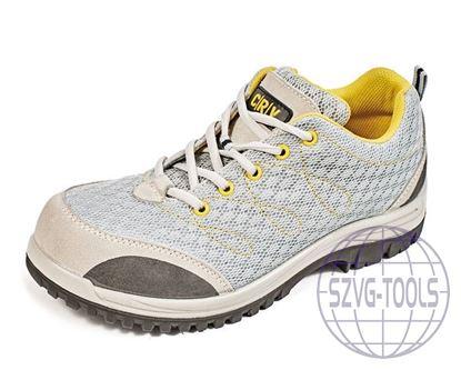 Kép DIZZARD S1P SRC cipő 35 szürke