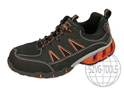Kép CODDA S1P SRA cipő 39 barna