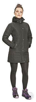 Kép CLANE LADY kabát fekete L