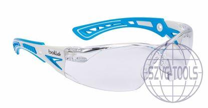 Kép RUSH+SMALL szemüveg PC kék keret