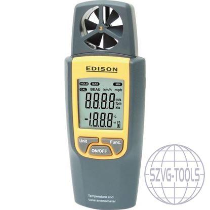Kép Légáramlás-, sebesség- és hőmérsékletmérő