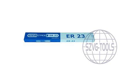 Kép ER 23 elektróda 2,5x350mm (1,0kg)