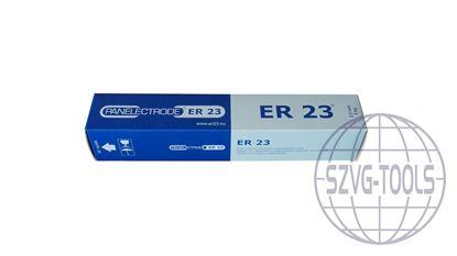Kép ER 23 elektróda 2,5x350mm (5,0kg)